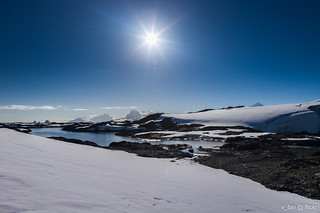Winter Island (Front), And Galindez Island (Back), Antarctica | by x_tan