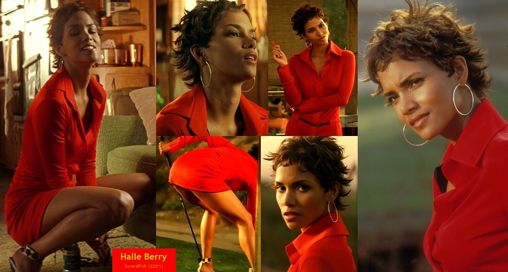Can find Halle berry swordfish 2001