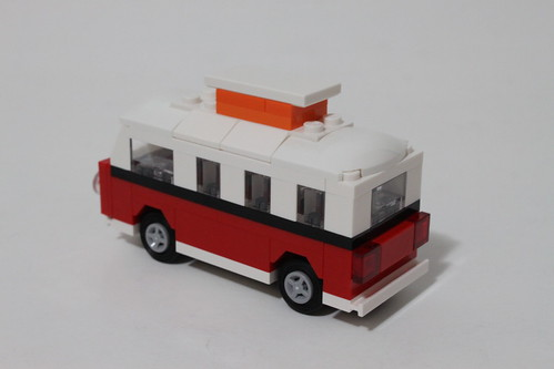 lego creator mini volkswagen t1 camper van 40079 flickr. Black Bedroom Furniture Sets. Home Design Ideas