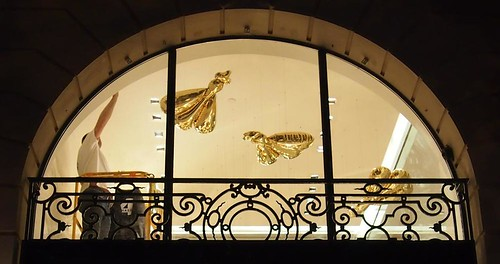 Exterior View of Guerlain Bees | by PureGoldPlating