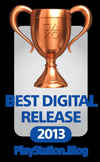 PlayStation Blog Game of the Year Awards 2013: Best Digital Release Bronze | by PlayStation.Blog