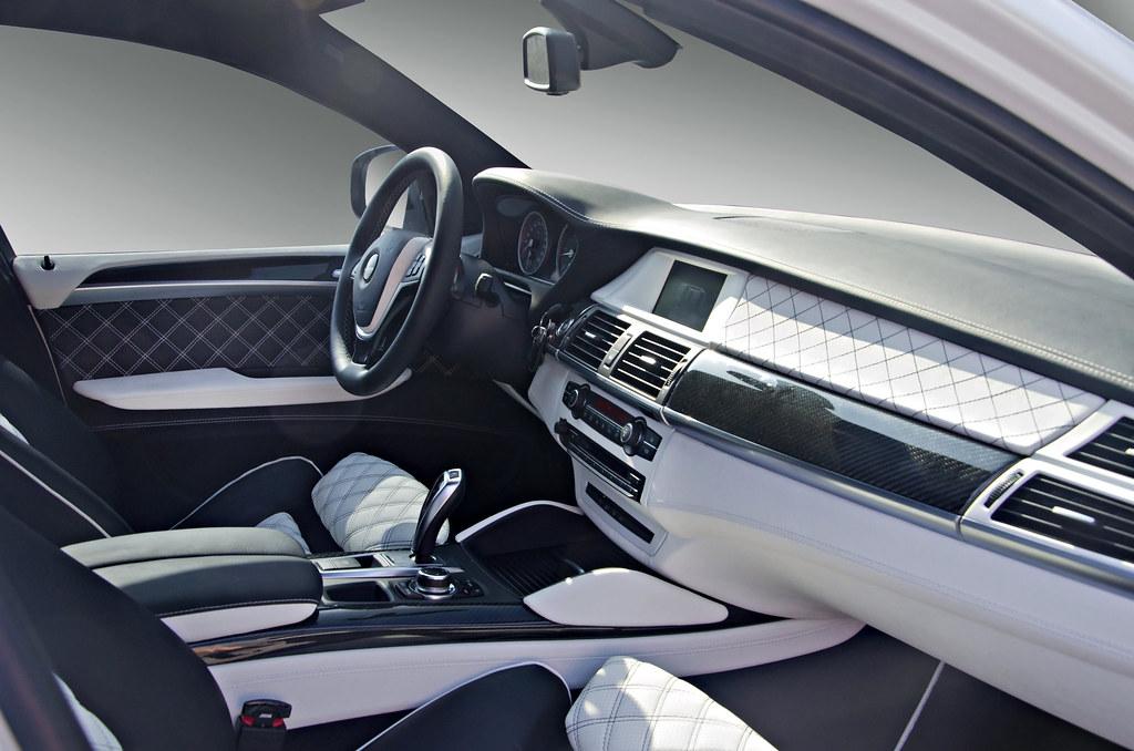 ... BMW X6 Hamann Tyccon EVO M. Interior | By VictorViper