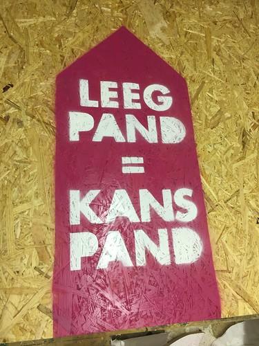 Leegpand = Kanspand