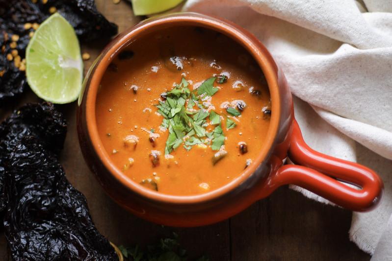 H1 - Chile Ancho Soup