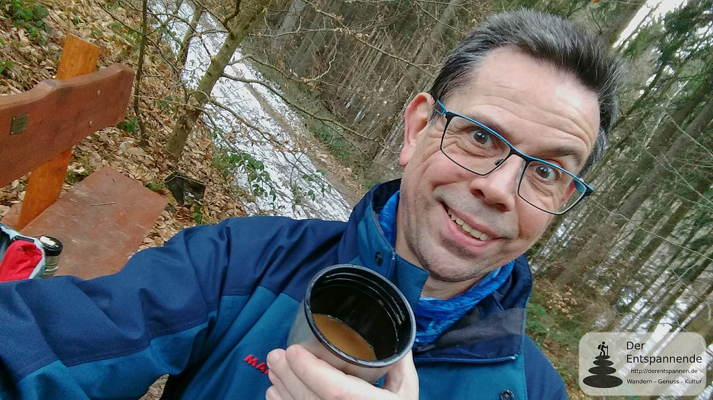 Wandern ohne Kaffee ist möglich aber sinnlos