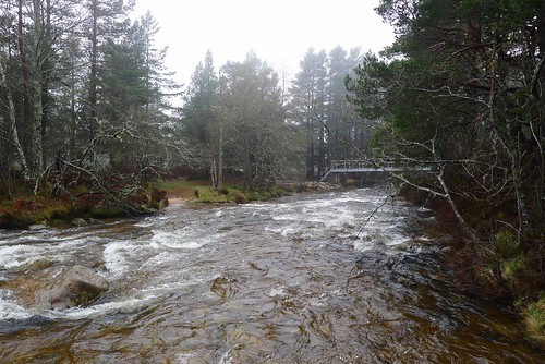 Near the Cairngorm Club Footbridge | by Nick Bramhall