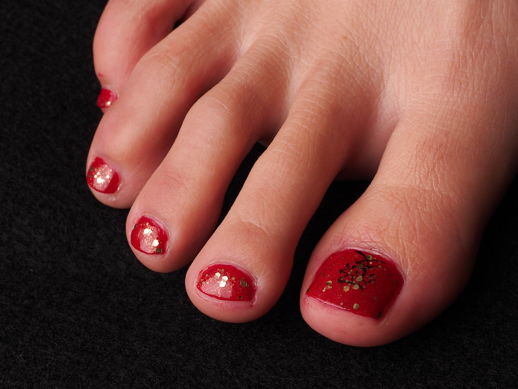 Chinese New Year (Love) | The latest photo of Karen\'s nail a… | Flickr