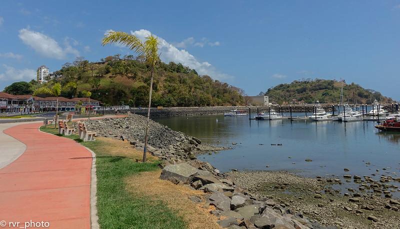 Isla Perico, Bahía Panama City