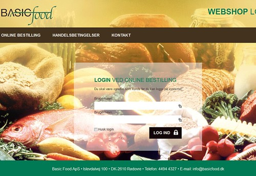 Professional Custom Web Development & Design for Basic Food | by brandon-black