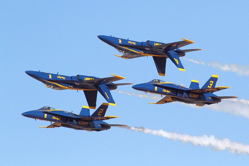 IMG_7452 Blue Angels Double Farvel, NAF El Centro Air Show
