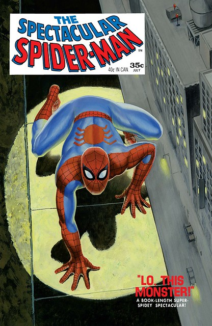 The Spectacular Spider-Man Magazine
