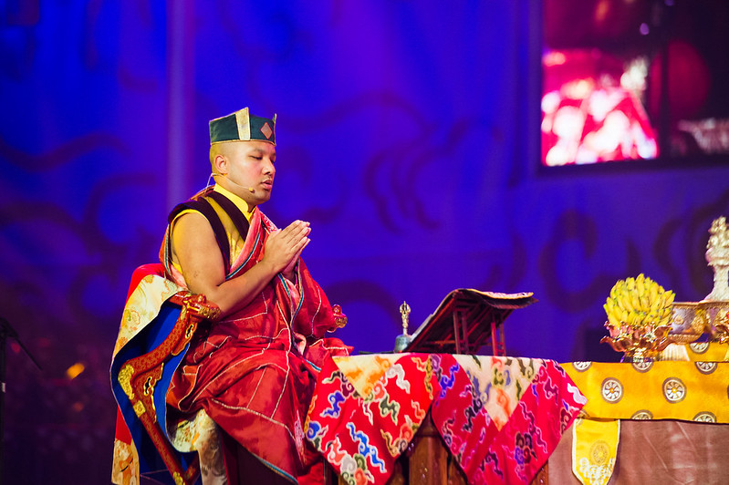 20170301PM_Sangharama Ritual
