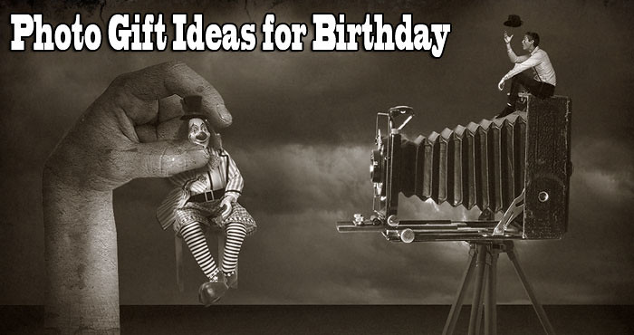 photo gift ideas for 25th birthday
