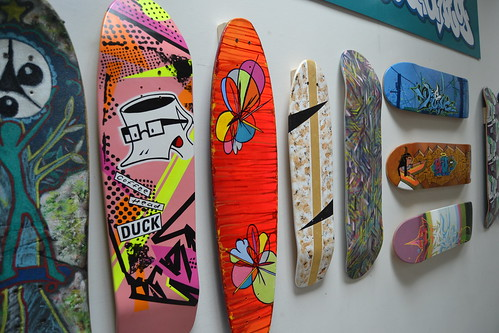 Skate Your Fate at The Fridge DC Gallery | by MaxTheMightyy