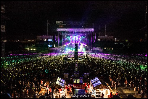 Phish Denver CO8/30/13 | by Nick Irving