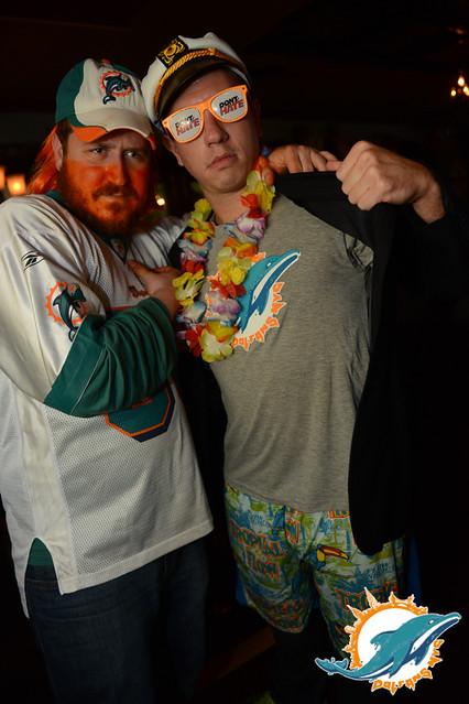 Week 9: DolfansNYC Halloween Party Vs Cincinnati Bengals | Flickr