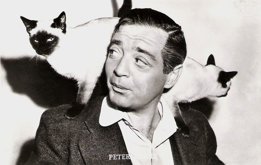 Peter Lorre | by Truus, Bob & Jan too!