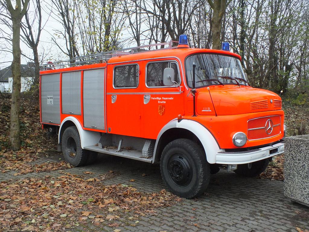 ... Mercedes Benz LAF 1113, LF 16 | by retep_1