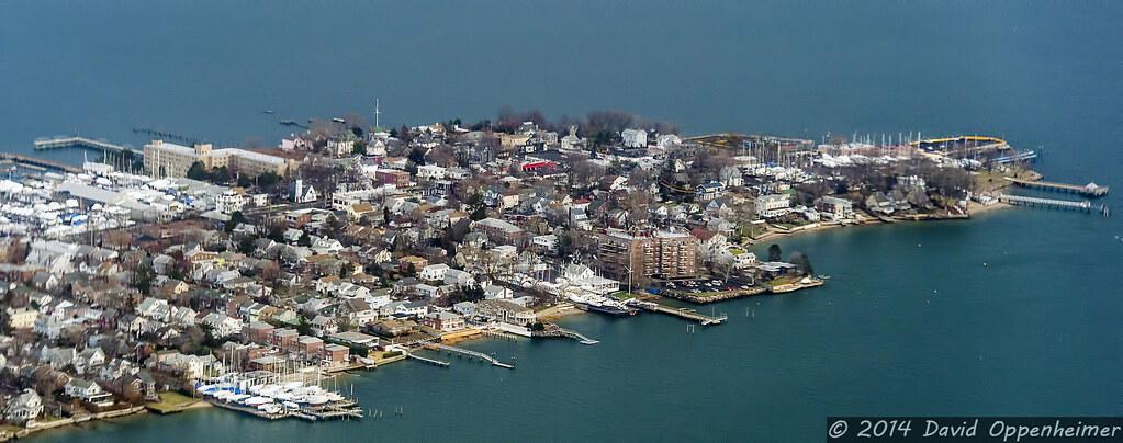 city island in bronx new york aerial photo city island in flickr