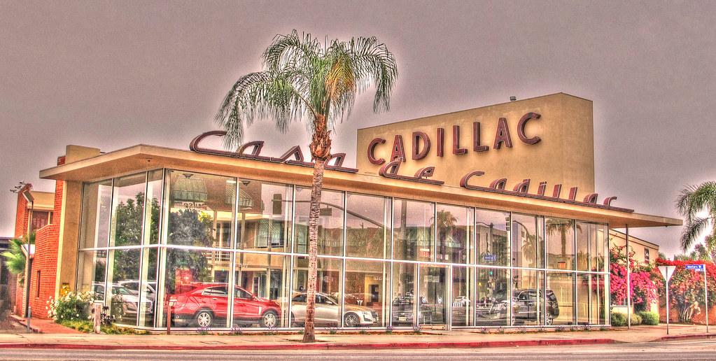 Casa Cadillac Sherman Oaks Ca 2015 Peter Rath Flickr