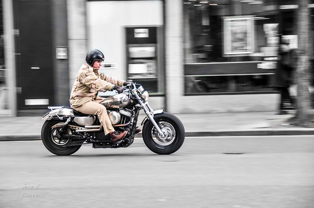 Harley Davidson in London