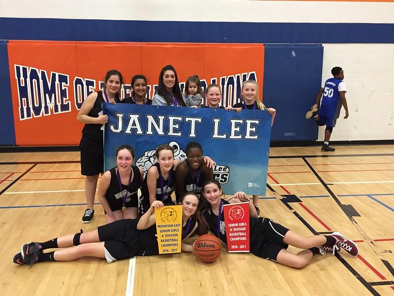 2016-17 Elementary Basketball