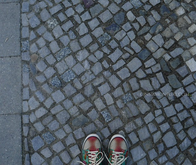 shoes and street