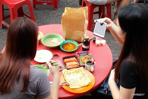 Sashimi & Roti Canai