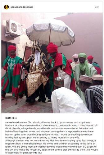 Emir of Kano Law