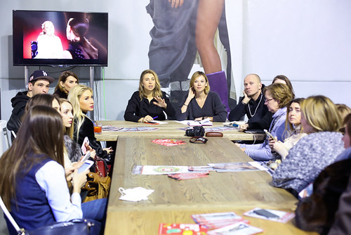 Bloggers Club at UFW