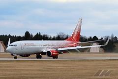 Boeing 737-8AS (c/n 33602/2109, VQ-BSS) Rossiya Airlines