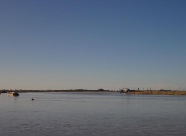 Base de cette navigation côtière: le port Ad'Hoc de Soubise