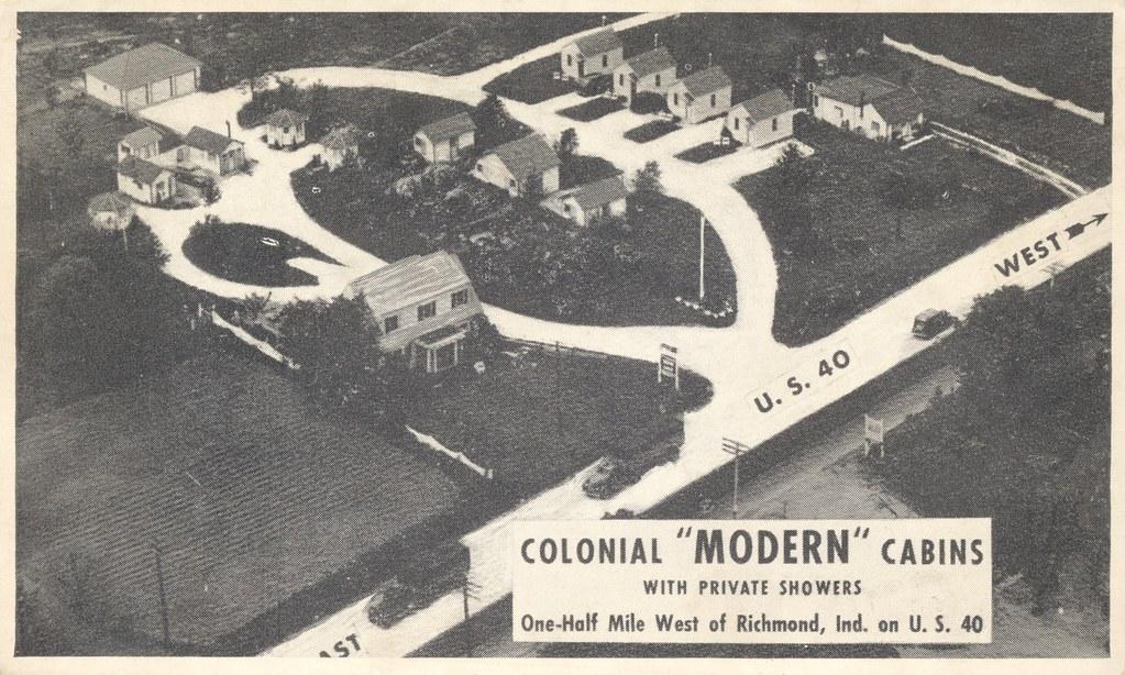 Colonial Modern Cabins - Richmond, Indiana