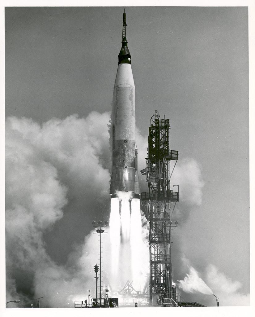 Mercury-Atlas 3 Test Launch | ...