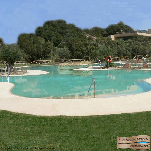 Piscinas de arena natursand en piscinas de arena s a - Piscinas de arena natursand ...