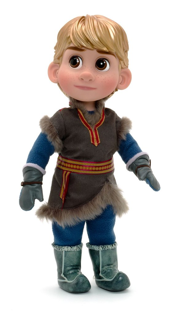 kristoff frozen animators doll disney store queendisneyfan