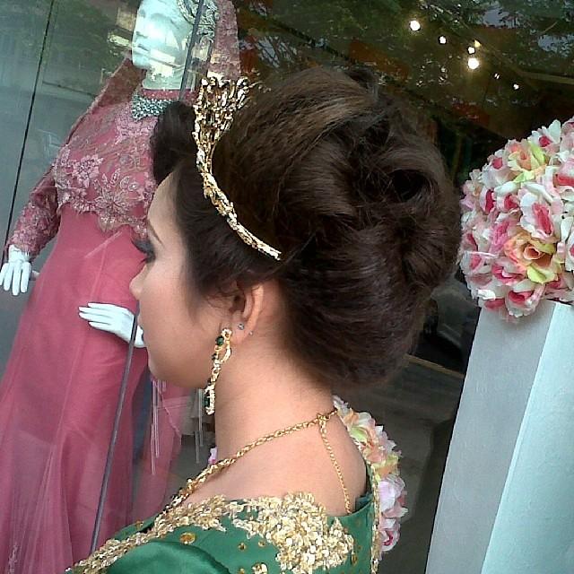 Fatinmorat wedding hairstyles