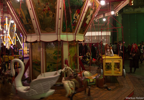 Steampunk Jahrmarkt Bochum
