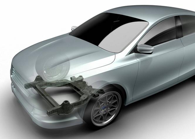 carbon fiber subframe-01