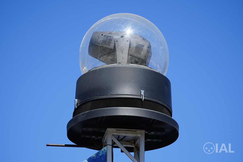 How theme parks protect their moving heads: a look at Tempest Lighting enclosures