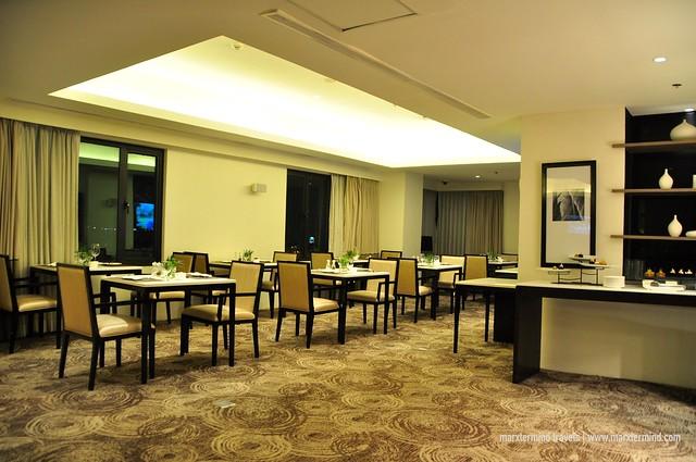 Club Lounge Seda Abreeza Davao Hotel