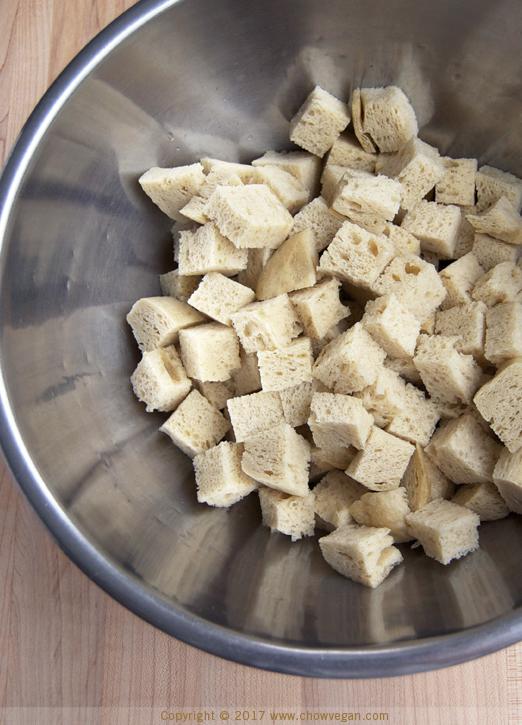 Fresh Kao Fu Cubes | Chow Vegan