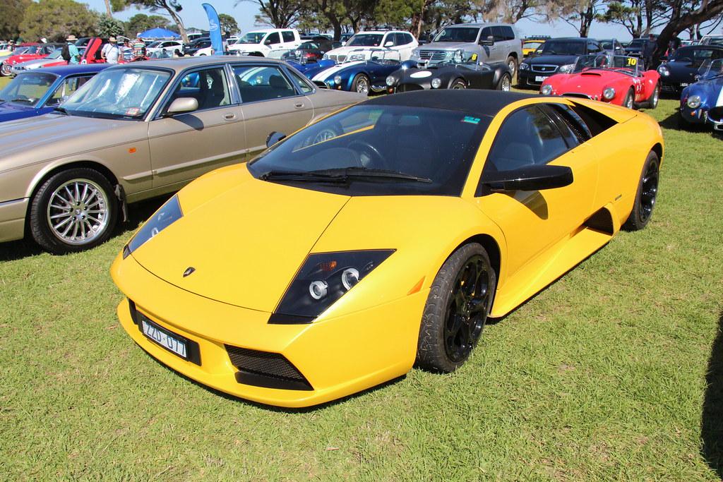 2002 Lamborghini Murcielago Founded In 1963 The Italian C Flickr
