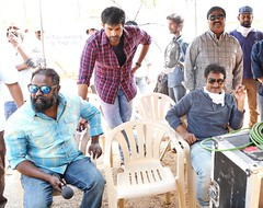 Mister Movie working Stills