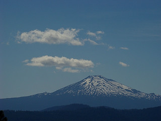 056 Newberry Lava Butte uitzicht