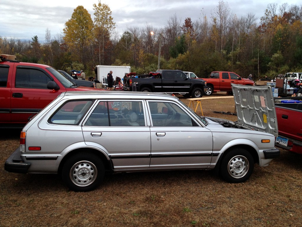 Great ... 1983 Honda Civic Station Wagon | By 63vwdriver