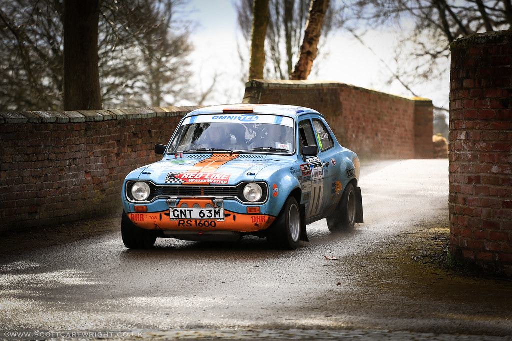 Ford Escort MK1 Rally Car | Classic Ford Escort MK1 Rally ca… | Flickr