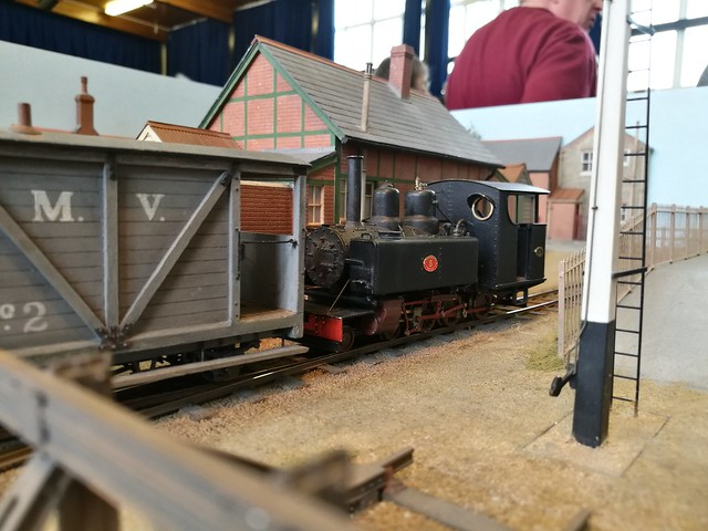 South West Model Railway Show 2017