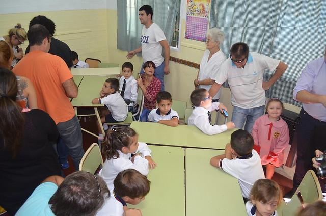 Sáenz: el primer día de primer grado (TM)