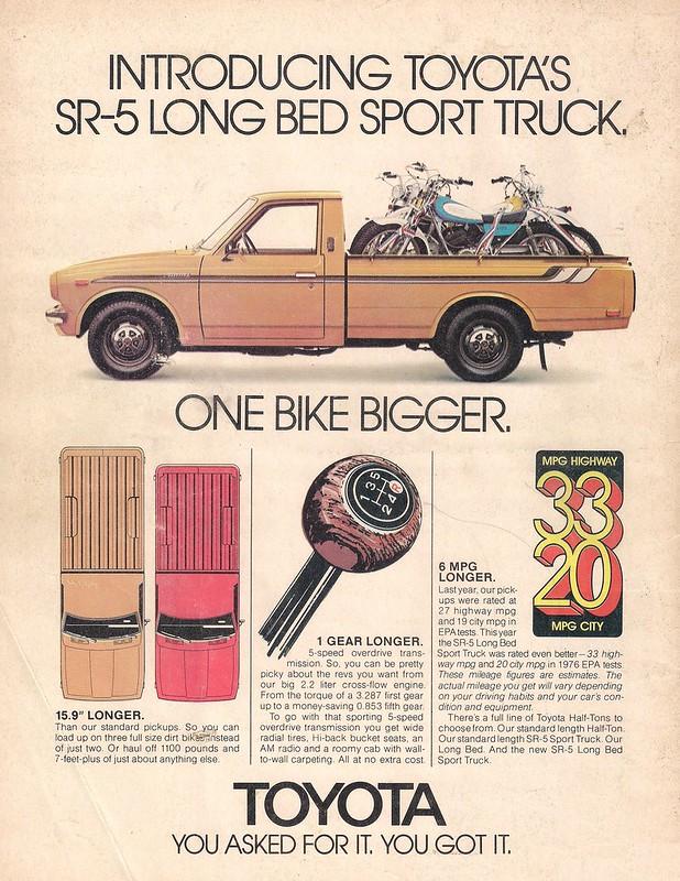 Toyota SR5 1976